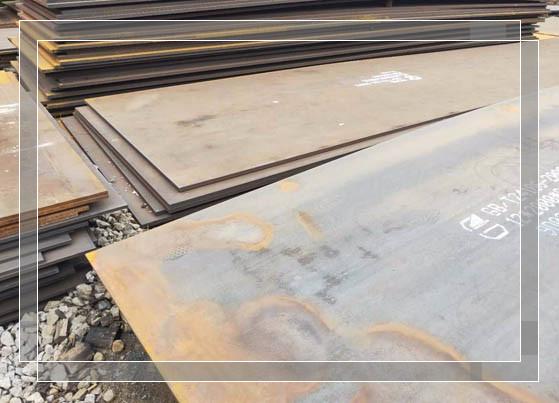 马鞍山59mm耐磨钢板焊接方法质量过关