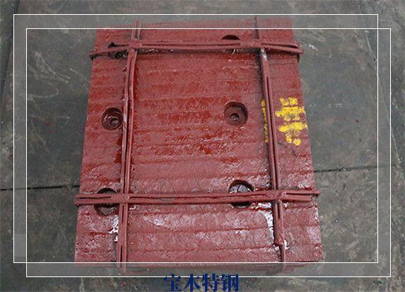 安庆59mm广州Mn15高猛耐磨钢板整板